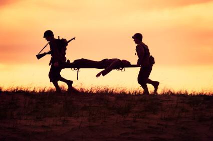טראומה בשדה הקרב
